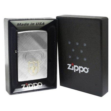 Bricheta Zippo 28852 Diagonal Weave