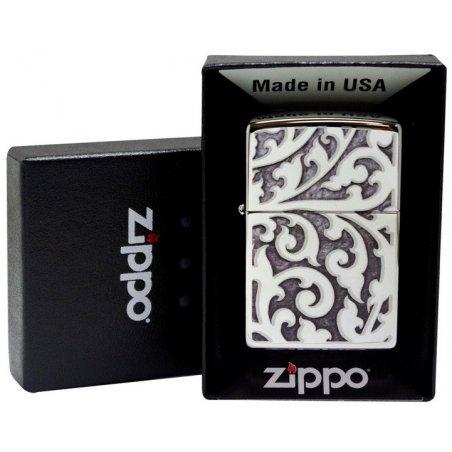 Bricheta Zippo 28530 High Polish Chrome