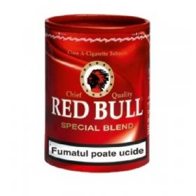 Tutun de injectat Red Bull Special Blend 45g
