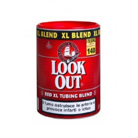 Tutun de injectat Look Out Red 50 gr
