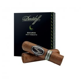 Trabucuri Davidoff Escurio Petit Robusto Cello 4
