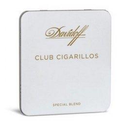 Tigari de foi Davidoff Club Cigarillos 10