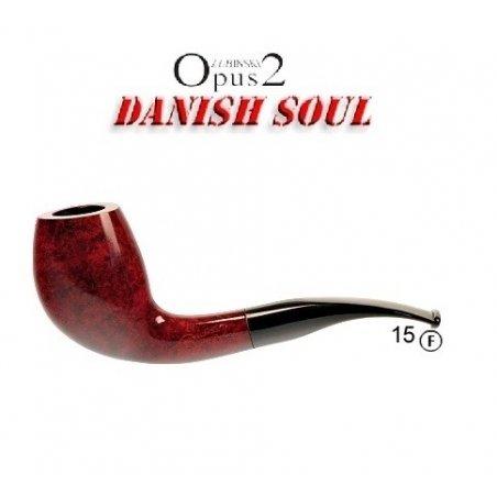 Pipa Opus 2 Danish Soul Bordeaux Lubinski A27815