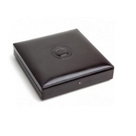 Humidor de calatorie Dunhill Bulldog Travel Black 10