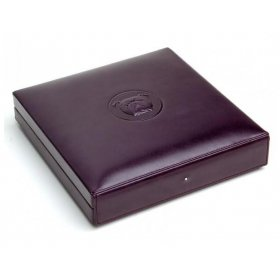 Humidor de calatorie Dunhill Bulldog Travel Purple 10