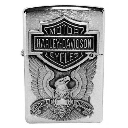 Bricheta Harley Davidson 200HDH284 Eagle Logo