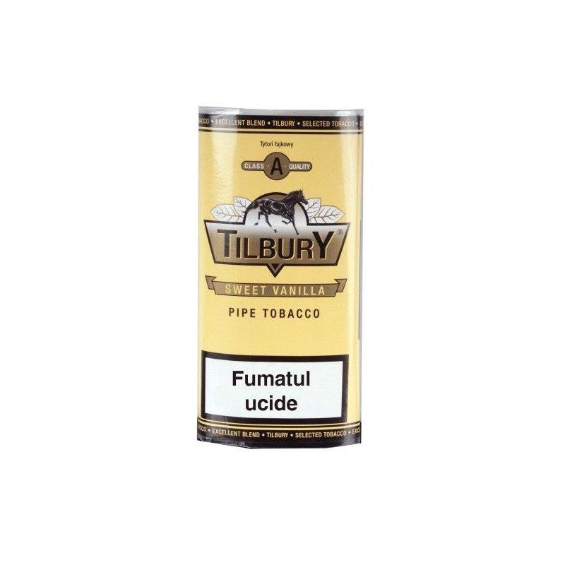 Tutun de pipa Tilbury Sweet Vanilla 40 g