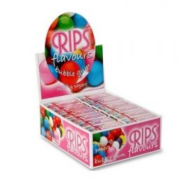 Foita in rola Flavour Bubblegum Rips 24