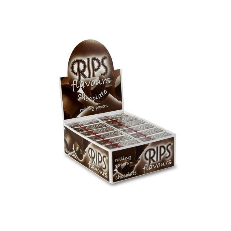 Foita in rola Flavours Chocolate Rips 24
