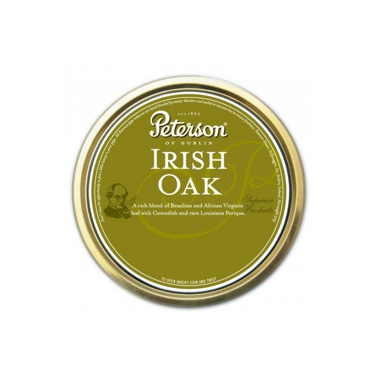 Tutun de pipa Peterson Irish Oak 50 g