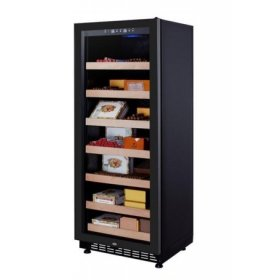 Humidor electric 1100 trabucuri Cereg JF288C
