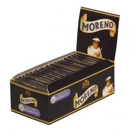 Foite regular Moreno Black 50