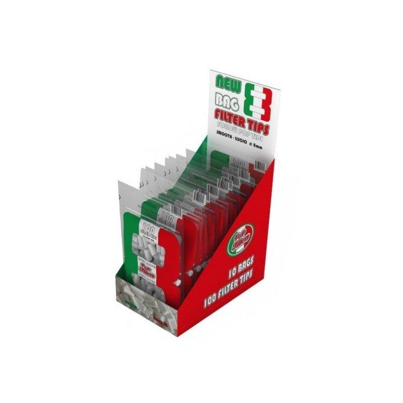 Filtre tigari Pop Filters Slim 1200