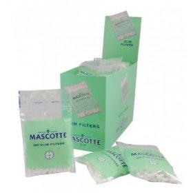 Filtre Mascotte Slim 20 Pungi