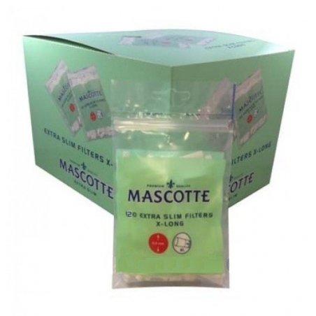 Filtre Mascotte Slim Organic X Long 10 Pungi