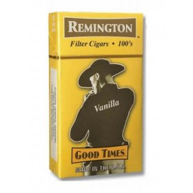 Tigari de foi Remington Vanilla Filter 100s