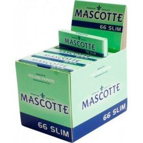 Foite de rulat Mascotte Original Slim 66 50 pachete