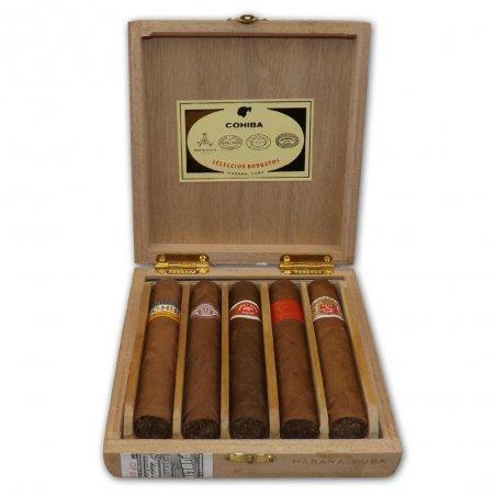 Trabucuri cubaneze Selection Robustos 5