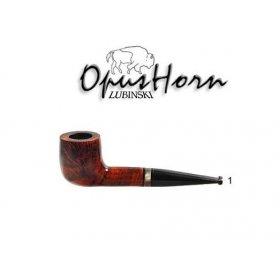 Pipa Opus Horn Arancio Lubinski A3721
