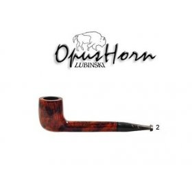 Pipa Opus Horn Arancio Lubinski A3722