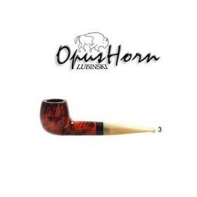 Pipa Opus Horn Arancio Lubinski A3723