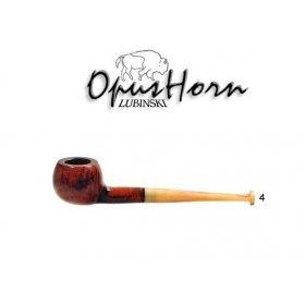 Pipa Opus Horn Arancio Lubinski A3724