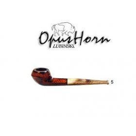 Pipa Opus Horn Arancio Lubinski A3725