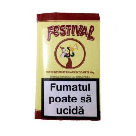 Tutun de rulat Festival 40 gr