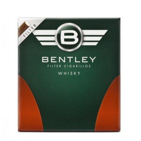 Tigari de foi Bentley Filler Whisky 20