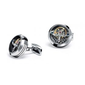 Butoni TF Est. 1968 Tourbillon Cufflinks Collection