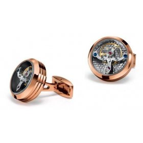 Butoni Tf Est 1968 Rose Gold Plated