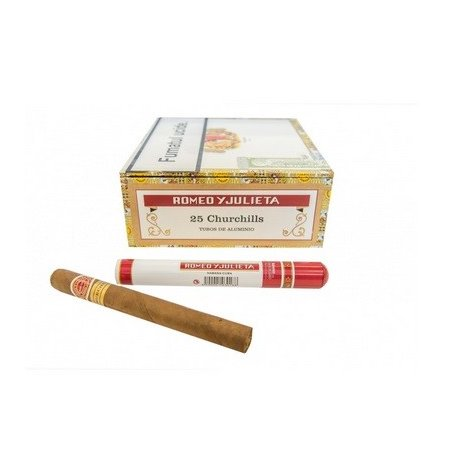 Trabucuri Romeo y Julieta Churchills 25
