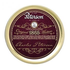 Tutun de pipa Peterson 1865 Mixture 100gr