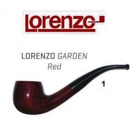 Pipa Lorenzo Garden Red 1