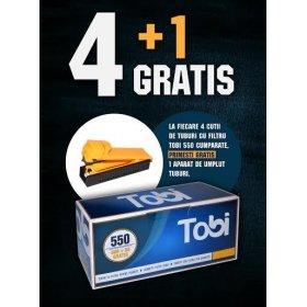 Promotie tuburi Tobi 2200 si aparat injectat gratis