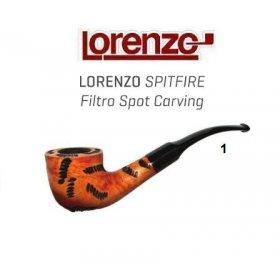 Pipa Lorenzo Spitfire Filtro Spot Carving 1