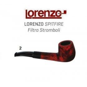 Pipa Lorenzo Spitfire Filtro Stromboli 2