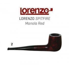 Pipa Lorenzo Spitfire Manola Red 2