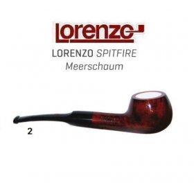 Pipa Lorenzo Spitfire Meerschaum 2