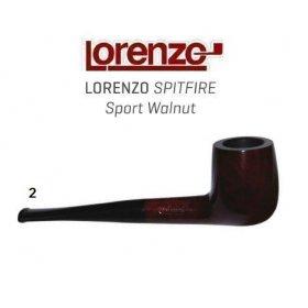 Pipa Lorenzo Spitfire Sport Walnut 2