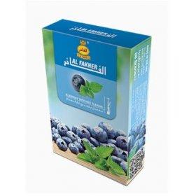Tutun de narghilea Al Fakher Afine si menta 50gr