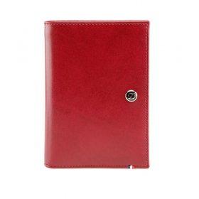 Portofel S.T. Dupont Elysee 4CC Red 180604