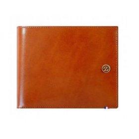 Portofel S.T. Dupont Billets 5CC ID Pass 7CC Brown 180106