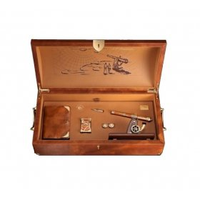 Set S.T. Dupont Writing Kit Shoot The Moon C41005N