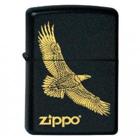 Bricheta ZIPPO 218 Eagle Black