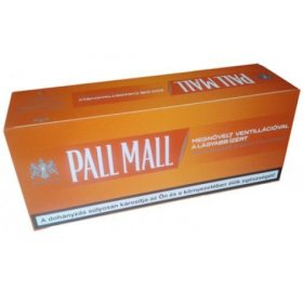 Tuburi tigari Pall Mall Multifilter Carbon Orange 200
