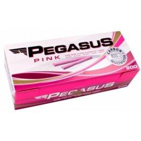 Tuburi tigari Pegasus Pink Multifilter Carbon 200