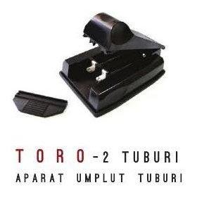 Aparat umplut 2 tuburi Toro