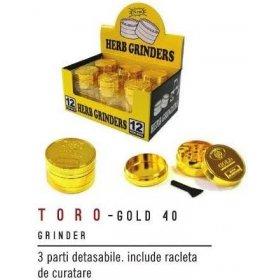 Grinder tutun Gold 40 Toro