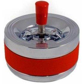 Scrumiera rotativa Angelo rosie 12 cm